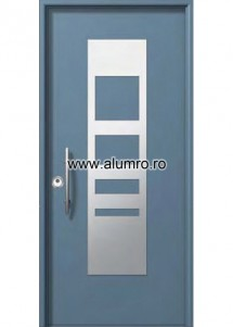 Usa de securitate din aluminiu - SP 3350 - Usi de securitate din aluminiu - SP 3000