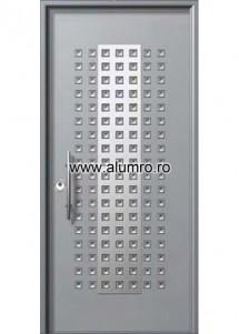Usa de securitate din aluminiu - SP 3357 - Usi de securitate din aluminiu - SP 3000