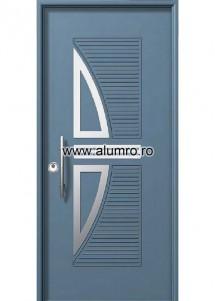 Usa de securitate din aluminiu - SP 3380 - Usi de securitate din aluminiu - SP 3000