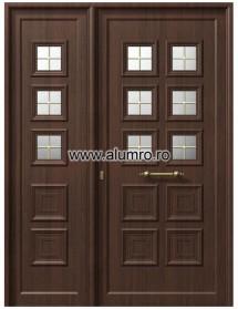 Usa din aluminiu pentru exterior - E523-E826 Kaiti - Usi din aluminiu pentru exterior - E 2000