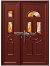 Usa din aluminiu pentru exterior - E858-E558 Fused - Usi din aluminiu pentru exterior - E 2000