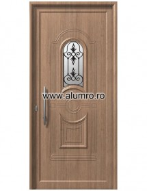 Usa din aluminiu pentru exterior - E874 Safe 2 - Usi din aluminiu pentru exterior - E 2000