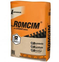 Ciment compozit Romcim - Ciment pentru diverse aplicatii