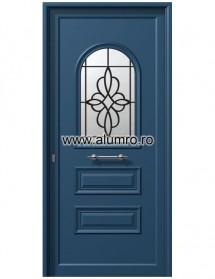 Usa din aluminiu pentru exterior - P6101 Safe 1 - Usi din aluminiu pentru exterior - P 6000