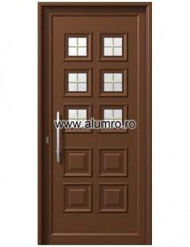 Usa din aluminiu pentru exterior - P6196 Kaiti - Usi din aluminiu pentru exterior - P 6000