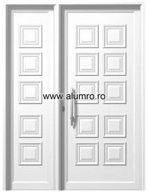 Usa din aluminiu pentru exterior - P6690-P6190 - Usi din aluminiu pentru exterior - P 6000
