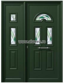 Usa din aluminiu pentru exterior - P6752-P6253 Vitro 1 - Usi din aluminiu pentru exterior - P 6000