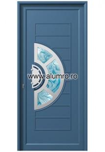 Usa din aluminiu pentru exterior INOX 300 - I346br1 - Usi din aluminiu pentru exterior - INOX 300