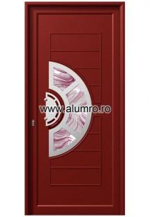 Usa din aluminiu pentru exterior INOX 300 - I346br2 - Usi din aluminiu pentru exterior - INOX 300