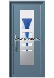 Usa din aluminiu pentru exterior INOX 300 - I354fu1 - Usi din aluminiu pentru exterior - INOX 300