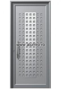Usa din aluminiu pentru exterior INOX 300 - I357 - Usi din aluminiu pentru exterior - INOX 300