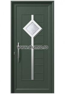 Usa din aluminiu pentru exterior INOX 300 - I363ca - Usi din aluminiu pentru exterior - INOX 300