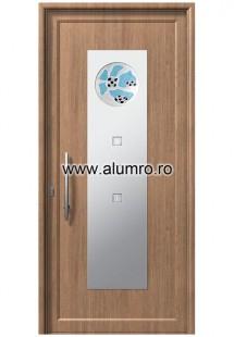Usa din aluminiu pentru exterior INOX 300 - I387fu1 - Usi din aluminiu pentru exterior - INOX 300