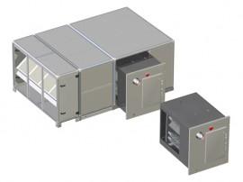 Generator de aer cald PCH-Apen Group - Generatoare de aer cald