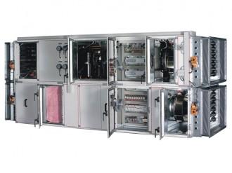 Centrala de tratare aer KG/KGW Top - Wolf - Centrale de tratare aer
