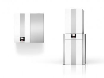 Centrala termica in condensare pe gaz cu boiler integrat CGW-2 /CGS-2  - Wolf - Centrale termice pe gaz