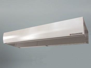 Perdea de aer pentru spatii comerciale si birouri P-Series - Perdele de aer pentru spatii comerciale si birouri