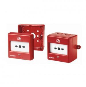 Buton comanda alarmare manuala FDM225, FDM226 - Echipamente detectie si alarmare adresabile
