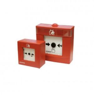 Buton comanda alarmare manuala FDM221, FDM223, FDM24 - Echipamente detectie si alarmare adresabile