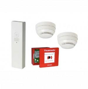 Sistem de detectie incendiu radio FDCW221, DOW1171, SMF6120 - Echipamente detectie si alarmare adresabile