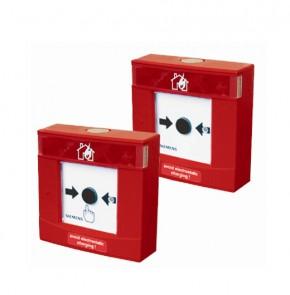 Buton manual de alarmare la incendiu DM1103-Ex, DM1104-Ex - Echipamente de detectie si alarmare mediu Ex