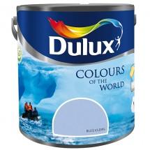 Vopsea lavabila de interior - Dulux Culorile Lumii - Albastru si Gri - Vopsea lavabila de interior Dulux Culorile Lumii