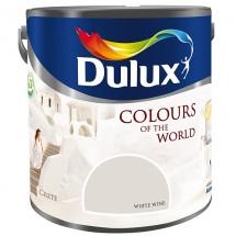 Vopsea lavabila de interior - Dulux Culorile Lumii - Crem Alb - Vopsea lavabila de interior Dulux Culorile Lumii