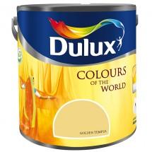 Vopsea lavabila de interior - Dulux Culorile Lumii - Galben si Auriu - Vopsea lavabila de interior Dulux Culorile Lumii