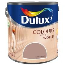 Vopsea lavabila de interior - Dulux Culorile Lumii - Maro si Bej - Vopsea lavabila de interior Dulux Culorile Lumii