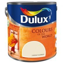 Vopsea lavabila de interior - Dulux Culorile Lumii - Portocaliu - Vopsea lavabila de interior Dulux Culorile Lumii