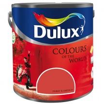 Vopsea lavabila de interior - Dulux Culorile Lumii - Rosu - Vopsea lavabila de interior Dulux Culorile Lumii