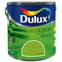 Vopsea lavabila de interior - Dulux Culorile Lumii - Verde - Vopsea lavabila de interior Dulux Culorile Lumii