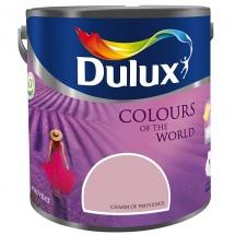 Vopsea lavabila de interior - Dulux Culorile Lumii - Violet - Vopsea lavabila de interior Dulux Culorile Lumii