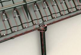 Degivrare acoperisuri, jgheaburi si burlane - Aplicatii ale cablurilor de degivrare SHTL
