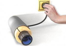Degivrare tevi - Aplicatii ale cablurilor de degivrare SHTL