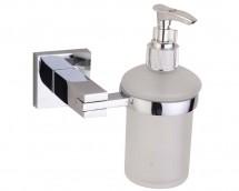 Dozator sapun - 6683C - Accesorii de baie din zinc cromat - Seria CATRIN