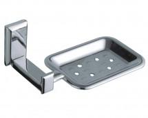 Sapuniera - 4469 - Accesorii de baie din zinc cromat - Seria LAURA