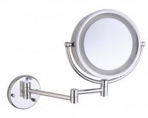 Oglinda cosmetica cu iluminare - 1050C - Accesorii pentru baie - SANOTECHNIK