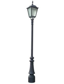 Stalp ornamentali pentru iluminat City 1FS - Stalpi ornamentali pentru iluminat stradal