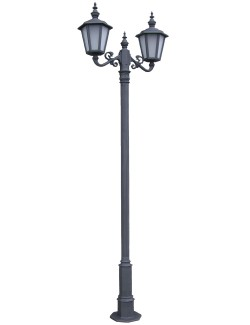 Stalp ornamentali pentru iluminat Lyon 2FS - Stalpi ornamentali pentru iluminat stradal