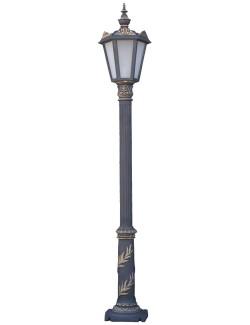 Stalp ornamental pentru iluminat Madrid 1FS - Stalpi ornamentali pentru iluminat stradal