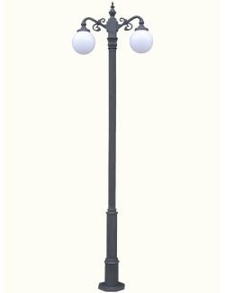 Stalp ornamental pentru iluminat Napoca 2G25AJ - Stalpi ornamentali pentru iluminat stradal