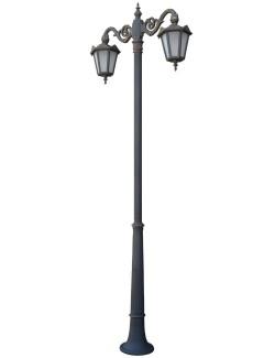 Stalp ornamental pentru iluminat Parma 2FJ - Stalpi ornamentali pentru iluminat stradal