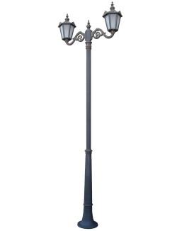 Stalp ornamental pentru iluminat Parma 2FS - Stalpi ornamentali pentru iluminat stradal
