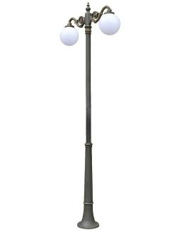 Stalp ornamental pentru iluminat Parma 2G30AJ - Stalpi ornamentali pentru iluminat stradal