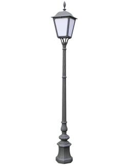 Stalp ornamental pentru iluminat Plaza 1FSM - Stalpi ornamentali pentru iluminat stradal
