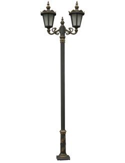 Stalp ornamental pentru iluminat Viena 2FS - Stalpi ornamentali pentru iluminat stradal