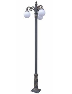 Stalp ornamental pentru iluminat Viena 3G20AJ - Stalpi ornamentali pentru iluminat stradal
