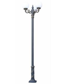Stalp ornamental pentru iluminat Viena 3G25AS - Stalpi ornamentali pentru iluminat stradal