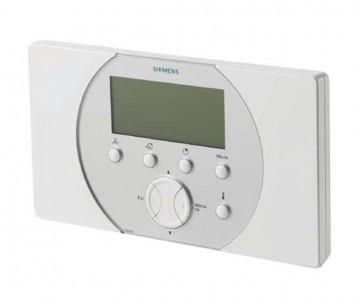 Centrala pentru apartament cu date cu privire la consum QAX903 - Sisteme de automatizare pentru locuinte